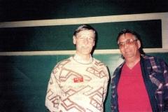 (L) Jack Creed K4EPC SK (R) Frank Hawkins